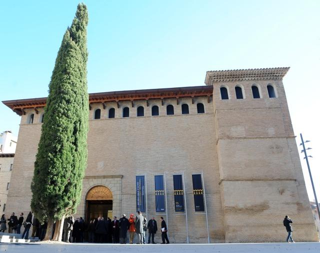 Museo Diocesano Barbastro. Fachada Principal