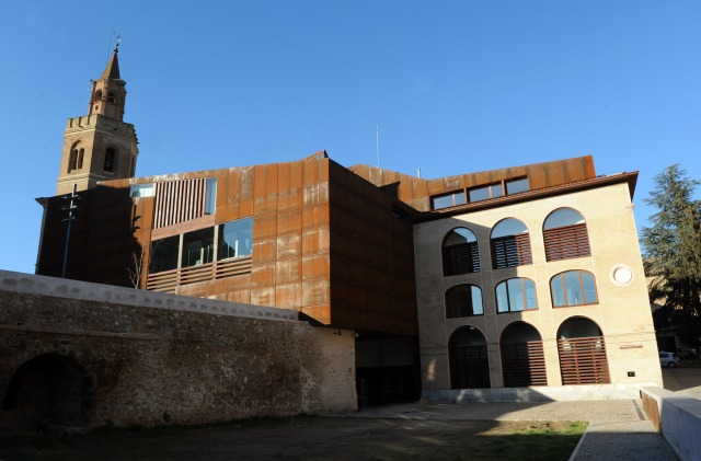 Palacio Episcopal, fachada sur