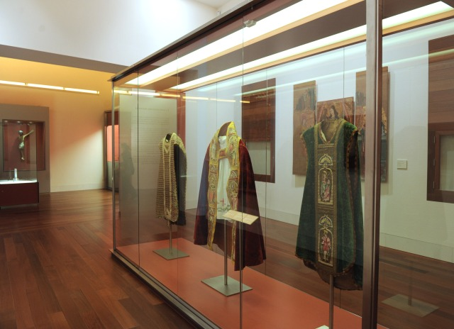 Museo Diocesano Barbastro Sala 2