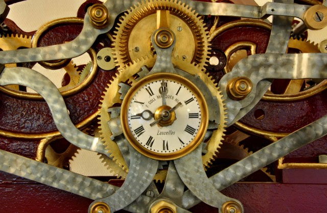 Reloj de la Catedral de Barbastro Carlos Gil