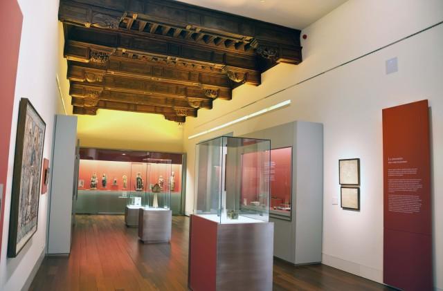 Museo Diocesano Barbastro  Sala 1 Carlos Gil