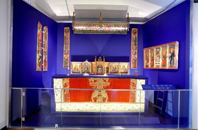 Museo Diocesano Barbastro  Carlos Gil