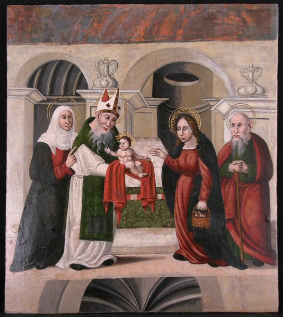 Presentación en el Templo.