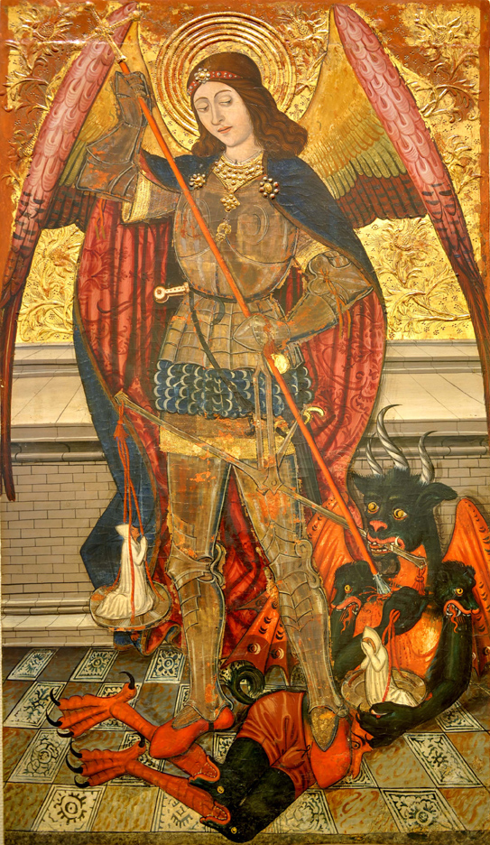 Museo Diocesano Barbastro San Miguel. Carlos Gil