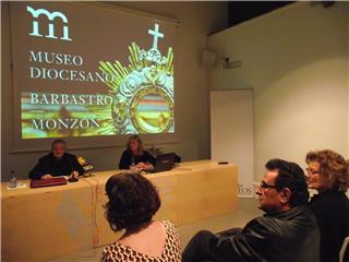 Ribagorza en el Museo Diocesano Barbastro Monzón