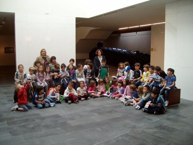 3º de Infantil  del CEP La Merced