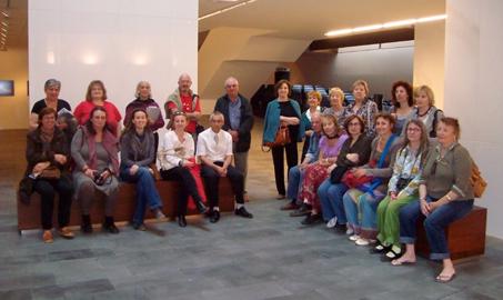 Visita al Museo de amigos de Carla-Bayle