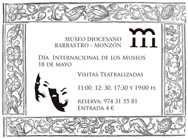 Visitas Teatralizadas Museo Diocesano de Barbastro-Monzón