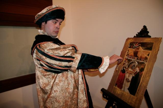 Visitas teatralizadas al Museo Diocesano de Barbastro-Monzón