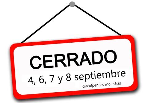 cartel cerrado fiestas catedral 2015
