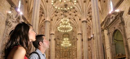 Catedral de Barbastro. Archivo Comarca de Somontano