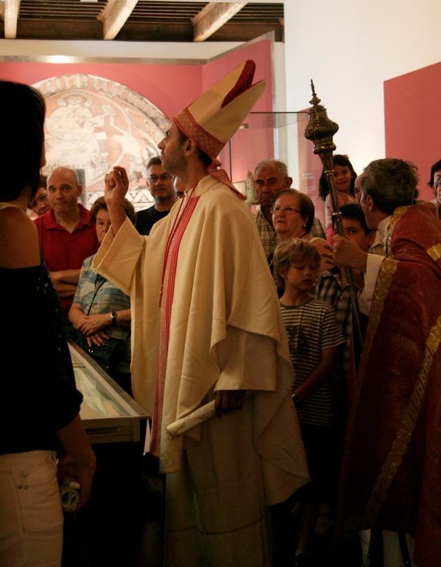 Visitas Teatralizadas en el Museo Diocesano