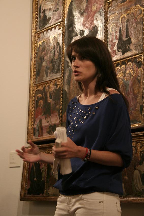 Visitas Teatralizadas en el Museo Diocesano B-M