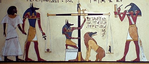 Juicio de Osiris