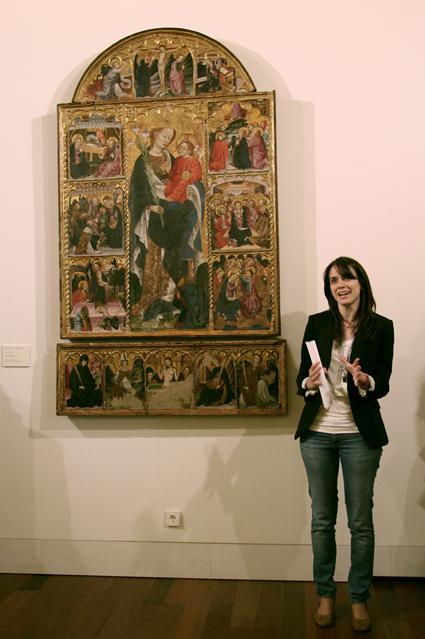 Actividades Didácticas Museo Diocesano de Barbastro-Monzón