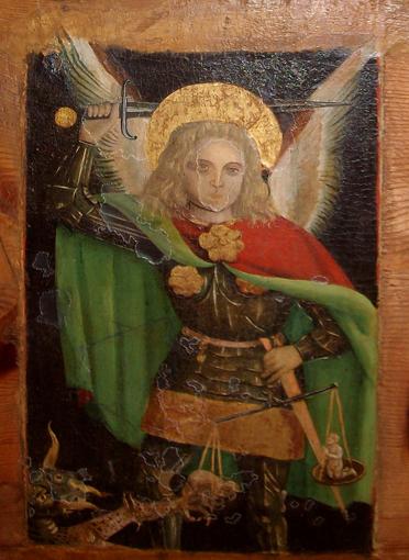 Predela del retablo de Yeba. S. XVI. Museo Diocesano de Barbastro-Monzón
