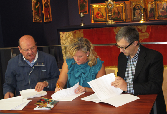 Firma Socios  Museo Diocesano