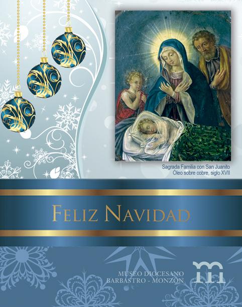 Feliz Navidad 2011 Museo Diocesano de Barbastro-Monzón