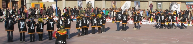 """""""FALTAN BIENES EN EL MUSEO"""". Carvalval CP La Merced, 2012"""