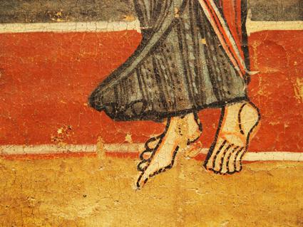 Calvario de Vio. Museo Diocesano de Barbastro-Monzón