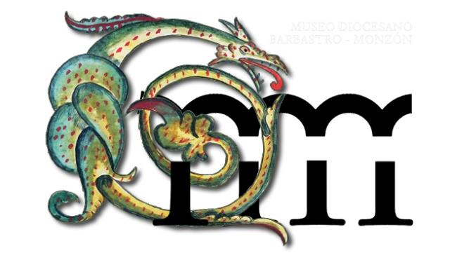 dragón. Museo Diocesano de Barbastro-Monzón