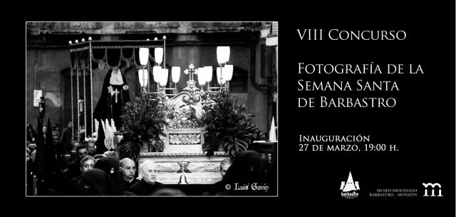 Exposición fotografía de la Semana Santa de Barbastro