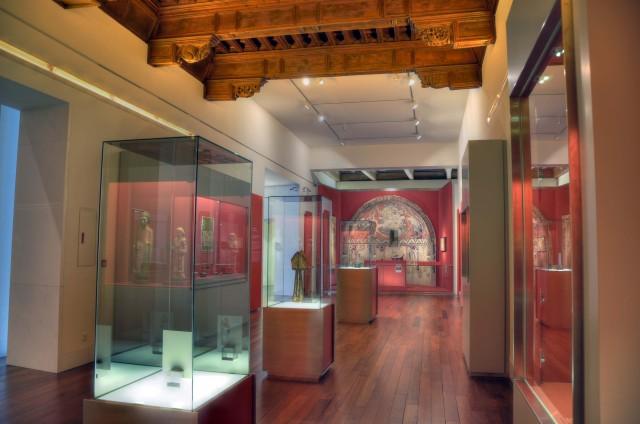 Museo Diocesano Barbastro  Foto C Gil
