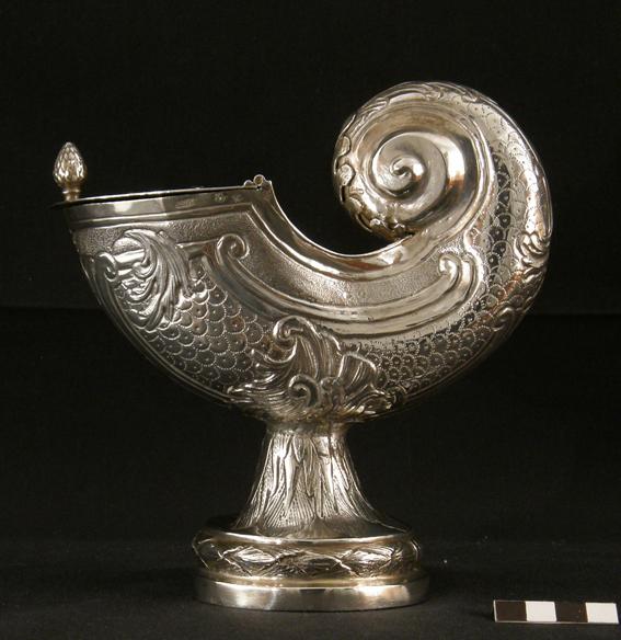 Naveta siglo XVIII. Museo Diocesano de Barbastro-Monzón
