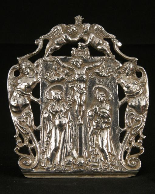 Portapaz Museo Diocesano de Barbastro-Monzón