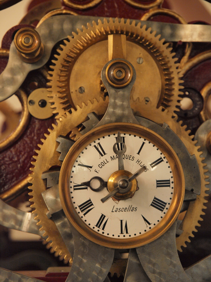 Reloj de la Catedral de Barbastro. Foto AG Omedes. Museo Diocesano de Barbastro-Monzón