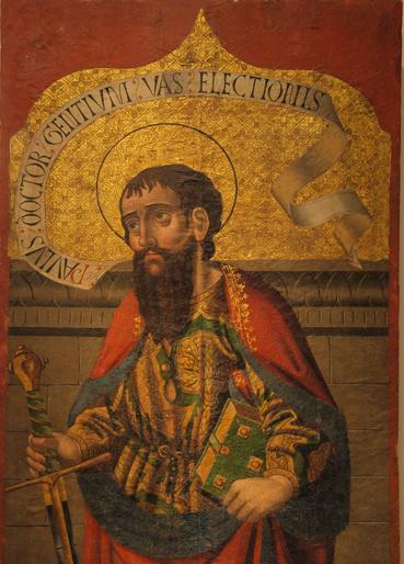 San Pablo de Obarra Foto AG Omedes.  Museo Diocesano de Barbastro-Monzón