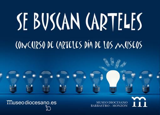concurso carteles Museo Diocesano de Barbastro-Monzón