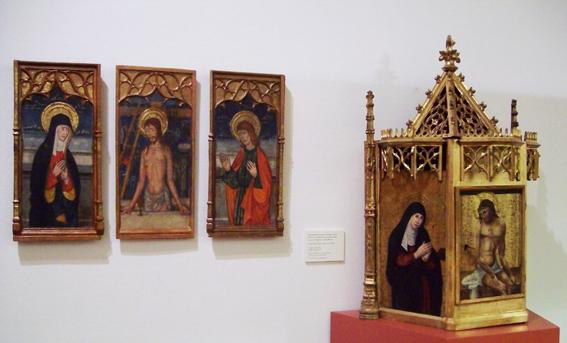 Sagrario de Secastilla. Museo Diocesano de Barbastro-Monzón