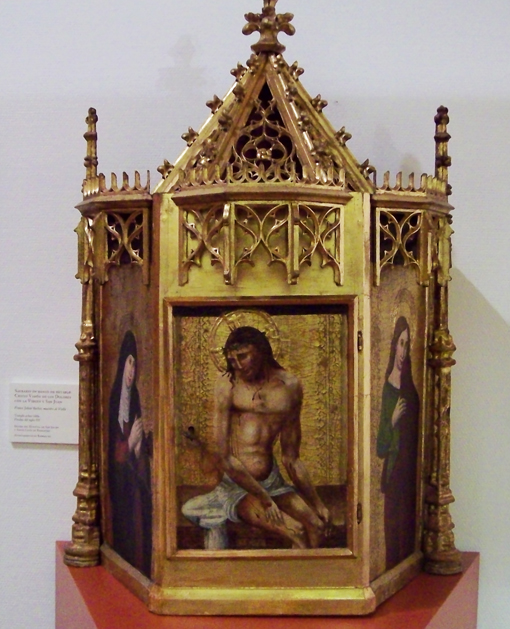 Sagrario de Secastilla Museo Diocesano de Barbastro-Monzón