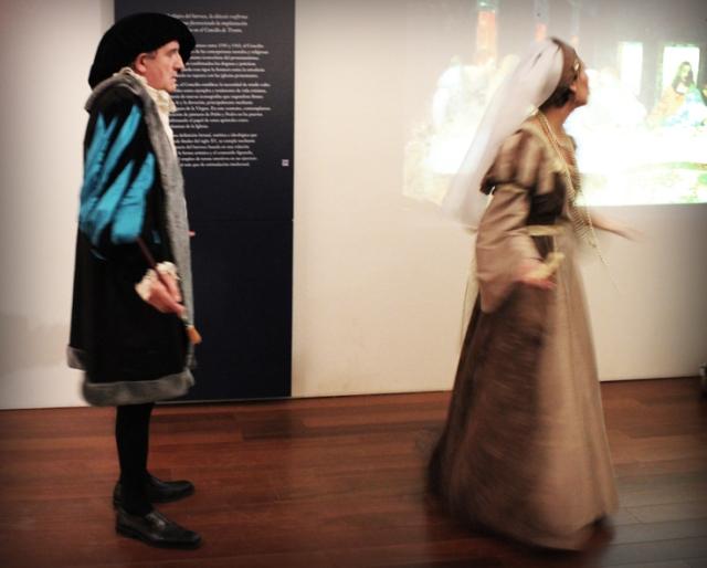 Visitas Teatralizadas en el Museo Diocesano de Barbastro-Monzón