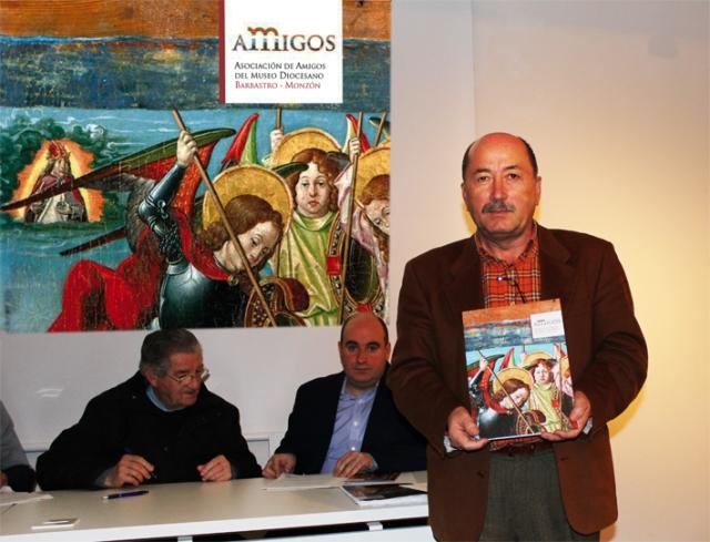 RESTAURANTE FLOR, SOCIO PROTECTOR MUSEO BARBASTRO-MONZÓN
