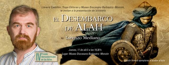 Presentación El desembarco de Alah