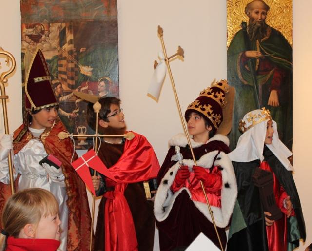 Taller de iconografía. Museo Diocesano de Barbastro-Monzón LR