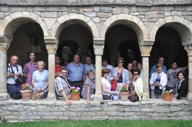 Roda Asocaición de amigos del Museo Diocesano de Barbastro-Monzón