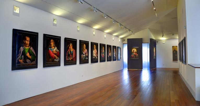 Apostolado de San Victorián-Museo Diocesano Barbastro-Monzón