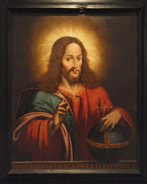 El Salvador: Apostolado de San Victorián. Museo Diocesano de Barbastro-Monzón