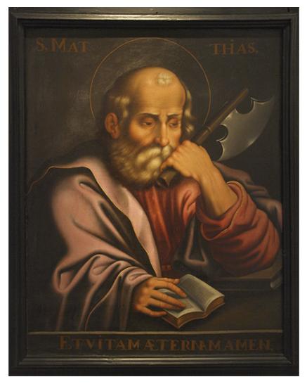 San Matías de San Victorián-Museo Diocesano de Barbastro-Monzón