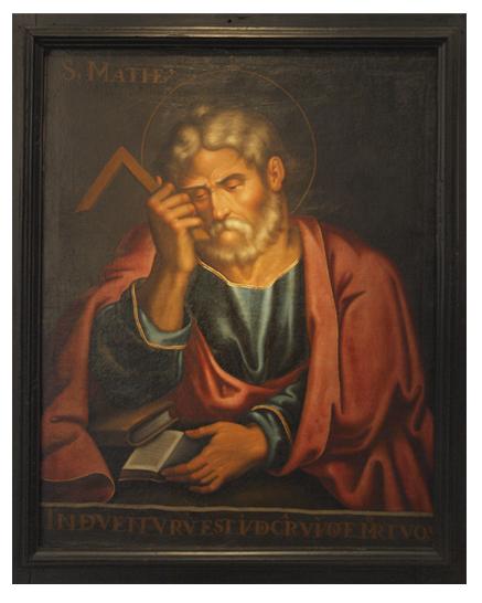 San Mateo de San Victorián-Museo Diocesano de Barbastro-Monzón