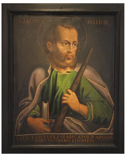 Santiago Menor de San Victorián-Museo Diocesano de Barbastro-Monzón
