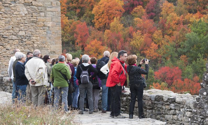 Colores de otoño. Asociación Amigos Museo Diocesano de Barbastro-Monzón