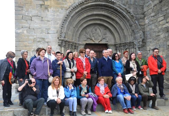 Montañana. Asociación Amigos Museo Diocesano de Barbastro-Monzón
