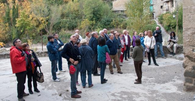 Viaje a la Ribagorza. Asociación Amigos Museo Diocesano de Barbastro-Monzón