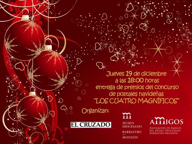 entrega premios postal navidad 19 dic 2013