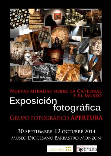 Exposición fotográfica Grupo Apertura