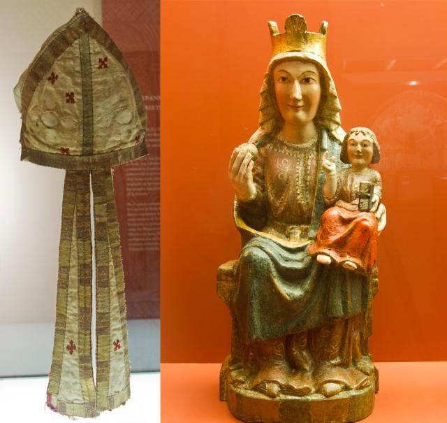 Mitra s.Victorián             Virgen de Rañín